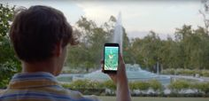 IFTF: Pokémon GO: Context-Aware Gaming is Here!