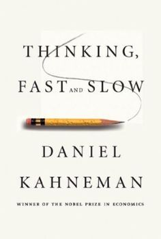Nobel prizewinner Kahneman dives deeply into concepts I first encountered in Malcolm Gladwell's Blink. Fascinating theory plus practical implications on how to mitigate our inevitable mental errors make this a worthwhile read. This book will change the way you think about thinking. (98 weeks)
