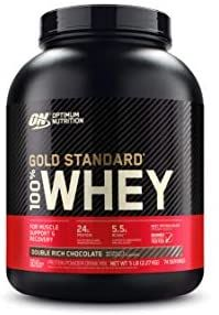 Gold Standard Whey Protein Isolate Ingredients