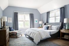 Need soothing paint colors for your bedroom? Check out our guide on the best paint to use.
