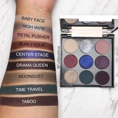 Kylie Cosmetics Holiday palette dupes with Makeup Geek eyeshadows Makeup Geek, Cat Eye Makeup, Smokey Eye Makeup, Makeup Tools, Skin Makeup, Makeup Remover, Smoky Eye, Makeup Ideas, Kylie Makeup