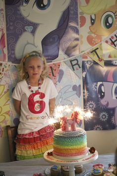 My Little Pony Party summary Rainbow Dash Birthday, Rainbow Dash Party, My Little Pony Birthday Party, 5th Birthday Party Ideas, Birthday Fun, Birthday Parties, My Little Pony Poster, Cowboy Party, Animal Party