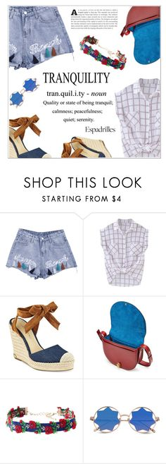 """""""Step into Summer"""" by shambala-379 ❤ liked on Polyvore featuring Ivanka Trump and Victoria Beckham"""