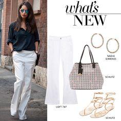 Compre moda com conteúdo, www.oqvestir.com.br #Fashion #Summer #News #Flare #Shop