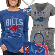 Cute Buffalo Bills Fan Gear