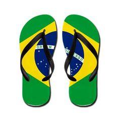 Flip Flops #Brazil Flip Flops