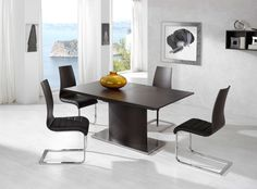 28 Best Of Modern Dining Room Table Set - Dining Room Design Ideas Dining Room Furniture Sets, Modern Dining Room Tables, Dining Room Design, Room Chairs, Kitchen Furniture, Dining Rooms, Contemporary Dining Room Sets, Diy Home, Home Decor