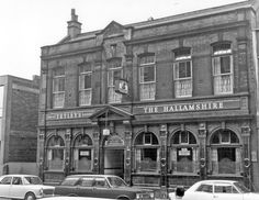 The Hallamshire, No 182, West Street. Built 1903