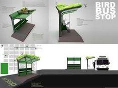 Резултат слика за bus stop design concept