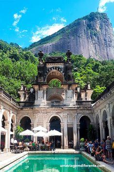 O que fazer no Rio de Janeiro - Dicas de Roteiro - Places Around The World, Travel Around The World, Around The Worlds, Ushuaia, Visit Brazil, Rio Brazil, Travel Tags, Brazil Travel, Argentine