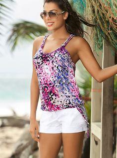 Aroma A Mujer Beach Cover Up by Garotas