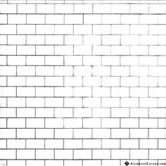 Pink Floyd - The Wall (animated GIF cover)