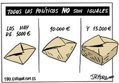 """""""Todos los políticos no son iguales"""""""
