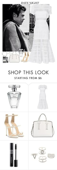 """""""Harry Styles #153"""" by ambere3love34 ❤ liked on Polyvore featuring Avon, self-portrait, Giuseppe Zanotti, French Connection, Christian Dior, Charlotte Russe and Louis Vuitton"""