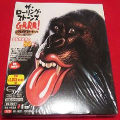 The Rolling Stones - Grrr! - Japan SHM - UICY-10033 - 3 CD