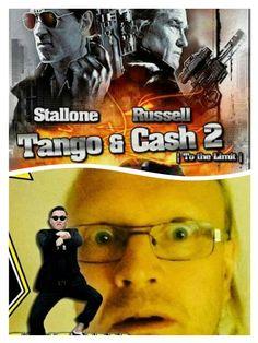 Mikael Vasara  Gagamstyle  Tangocash2  Sylvester stallon  Kurt russel