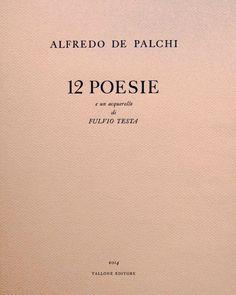 poesie by Alfredo De Palchi book cover. #alfredodepalchi