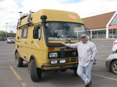 Even sicker than a vanagon, engine swap (from to audi engine) - The Brick-yard - Page 3 Vw T3 Camper, Truck Camper, Volkswagen Transporter, Volkswagen Bus, Vw Lt 4x4, Small Motorhomes, Brick Yard, Old Campers, Expedition Truck