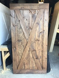 custom made to order rustic barn door by on etsy rustic barn