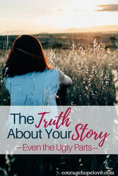 How do you feel about your story? Too simple? Too scary? Too much? Our stories have power and when exposed to the light these 3 amazing things happen. / Testimony / Christian Testimony / Sharing Testimony / Being Honest and Authentic /