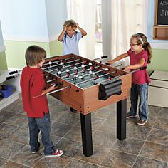 Multi-game tables take a beating, so we really did our research!