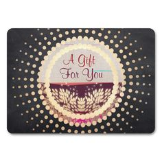 Rustic Gold Framed Horizon Logo Gift Card Large Business Cards (Pack Of 100). This great business card design is available for customization. All text style, colors, sizes can be modified to fit your needs. Just click the image to learn more!