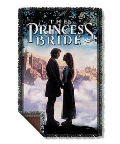 Take a look at this Princess Bride Storybook Love Woven Throw on zulily today!