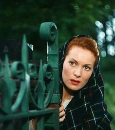 Maureen O'Hara in The Quiet Man (1952).