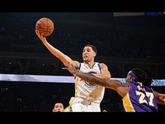 Klay Thompson Cashes in for a Career High 41-Points - YouTube