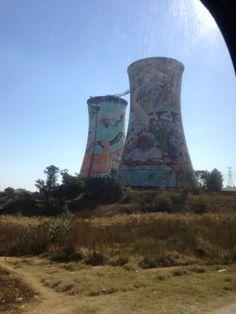 Symbol of Johannesburg