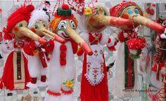 Locally Made Baba Marta dolls