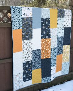 Catchin/' Dreams Quilt Pattern That perfect pattern for focus fabric Quick /& Easy