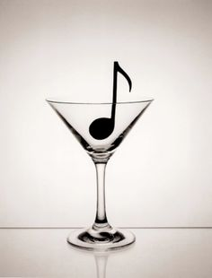 a toast to music!