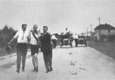 OLYMPICS: 1904 Marathon was run in afternoon heat that reached 90 degrees over dusty roads made dustier by automobiles that drove alongside. The only water stop was at the 12 mile mark. No one noticed that American Fred Lorz hitched a ride at mile 12. He confess that it was all a practical joke. Winner Thomas Hicks (pictured) wasn't entirely legitimate as he was given preferential treatment by his handlers who bathed him head to toe in warm water and concocted a useless energy drink for him.