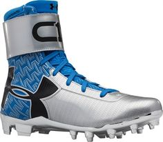 Rock some of the most stylish cleats in the game when you put on the Under Armour MC Men's Football Cleats. Mens Football Cleats, Football Gear, Football Boots, Soccer Cleats, Football Stuff, College Football, Soccer Shoes, Sports Shoes, Lacrosse