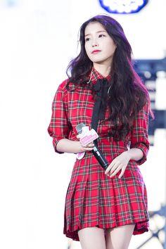 Iu Fashion, Korean Fashion, Fashion Outfits, Korean Girl, Asian Girl, Iu Hair, Korean Celebrities, Kpop Outfits, Daily Look