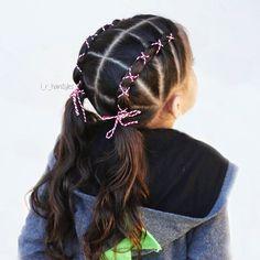 Hairstyles | Hair Ideas | Hairstyles Ideas | Braided Hair | Braided Hairstyles | Braids for Girls | Braids for Little Girls | Toddler Hairstyles | Toddler Hair Ideas | Braids