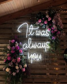 Wedding Neon Signs for your wedding day! Custom wedding neon signs are a colorful, unexpected decor option that can modernize your big-day venue. Design your own neon sign now! Wedding Signs, Wedding Ceremony, Our Wedding, Wedding Venues, Trendy Wedding, Best Wedding Ideas, Wedding Advice, Chic Wedding, Wedding Trends