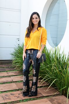 Look do Dia – Animale 		   por Priscila Prado | Cherry Lady 		   		   - http://modatrade.com.br/look-do-dia-a-animale