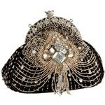 Mary Frances Accessories Crystal Palace Clutch