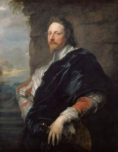 Nicholas Lanier (1588-1666) | Anthony van Dyck | 1628 |. My 11th great-grand uncle. Painting at Oxford University.
