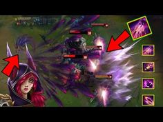 những pha xử lý hay Xayah Montage - Best Xayah Plays Season 7 - League of Legends - http://cliplmht.us/2017/04/28/nhung-pha-xu-ly-hay-xayah-montage-best-xayah-plays-season-7-league-of-legends/