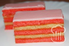 Czech Desserts, Czech Recipes, Vanilla Cake, Food And Drink, Cupcakes, Favorite Recipes, Punk, Sweets, Cookies