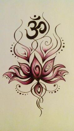 flor de loto tatuaje para hombres - Buscar con Google