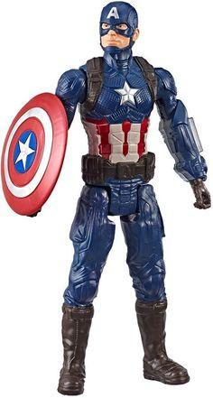 Marvel Legends 80 ans Rider Series Captain America avec moto en main!