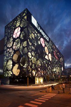Galeria - Loja de Departamentos Liverpool Insurgentes / Rojkind Arquitectos - 4  Flawless!!
