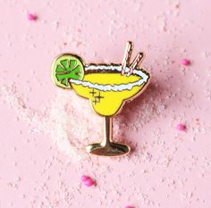 adorable Margarita PIN!! Yes, I must have this in my life!