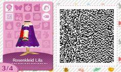 Rosenkleid Lila 3