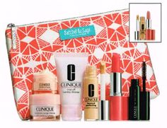 @clinique spring Gift With Purchase at @dillards runs February 26 - March 16, 2016. Spend $27, get a great gift bag with more Clinique product (a $70 value) #beauty #skincare #cosmetics #makeup