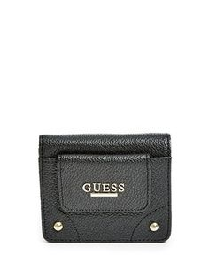 GUESS Factory Women's Sadie Billfold Wallet * Check out this great image